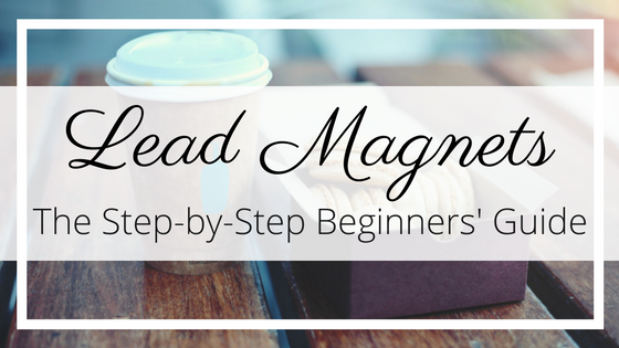 Beginners Guide to Creating Lead Magnets and Attracting Subscribers